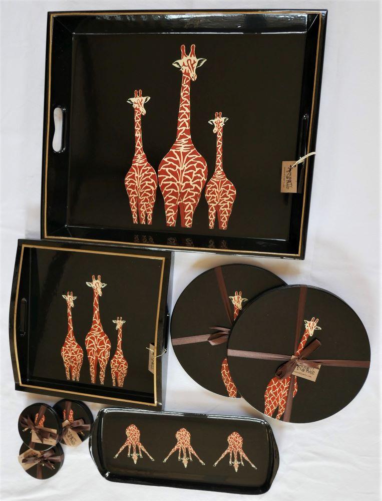 2.3 - Le set de giraffes