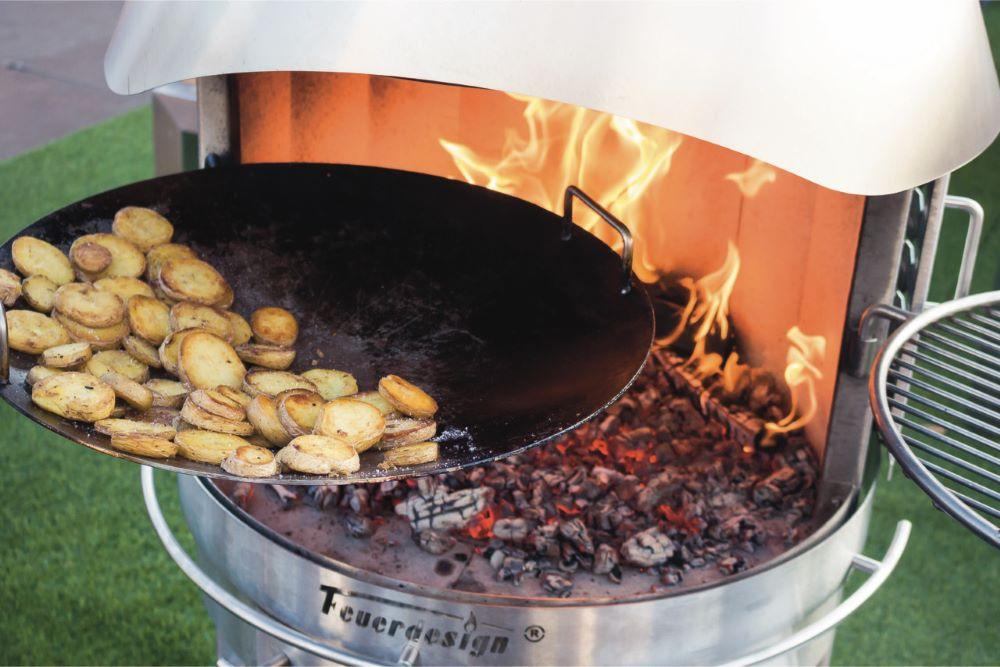 Spatttiude Brasero-BBQ