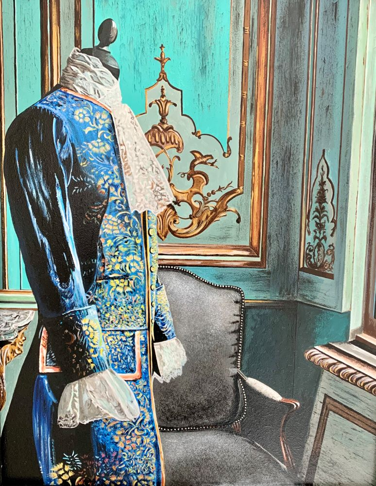 l'ord bleu_ lussou peintre